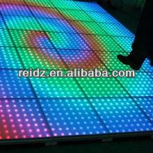 night club decor waterproof DVI control led digital dance floor