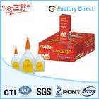 Acrylic Material Stationery Glue , Liquid Cyanoacrylate Adhesive