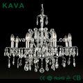 Clásico colgante bola de cristal homw colgante de la lámpara/luces modernas/lustre