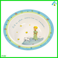 unique bowl plate for children design , melamine kids bowl plate