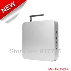 Intel atom D2500 embedded Motherboard computer cases server desktop mini pc computer case