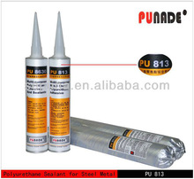 White glue for metal sealing/polyurethane adhesive/steel fence posts for sale sealant