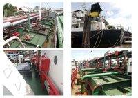 TK00049785 - 924 DWT Oil / Chemical Tanker