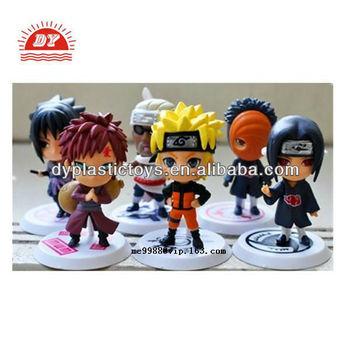 ICTI certificated custom make vinyl dragon ball z action figures