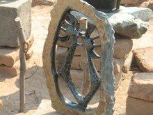 African Wildlife Stone Curios