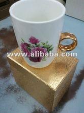 Fine porcelain VIP gift mug
