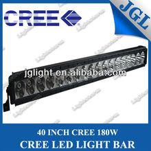 40 INCH 180W CREE LED LIGHT BAR SPOT IP68 FOR OFFROAD MARINE BOAT CAMPING 4x4 ATV UTV USE 12V LED BAR LIGHT
