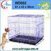 pet product manufacturer black dog crates for sale