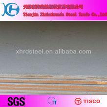 DIN 17100 St52-3 Low Alloy Steel Plate