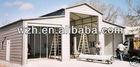 30X21 Metal Carport, Steel Garage, Storage Building INSTALLED