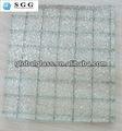 wire mesh glass