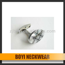 Fashionable Metal Men's Cuff Links Wholesale
