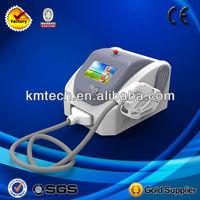 Multifunctional ipl rf e light led pdt laser for hair removal