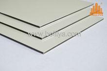high quality plastic exterior wall decorative panel aluminum composite panel pl3001