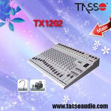 mini dj audio mixer TX