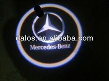 High power angel eyes super 12V led car door logo laser projector light