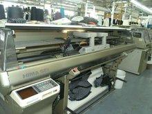 Shima Seiki electronic flat knit machine SES124S