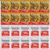 Scratch off Lottery Brochure Voucher