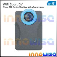 WiFi Sport Action DV Camera wireless Car DVR
