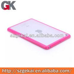 good feeling-touch plastic case for ipad mini