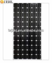 185w monocrystalline solar module/solar with low price