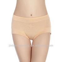 Elegant design 5035 modal mature women panties
