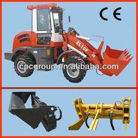 1.0 ton ZL-10F CE small wheelloader