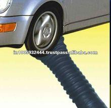 Plastic crush proof hose
