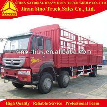 SINOTRUK 6*4 cargo truck dimensions
