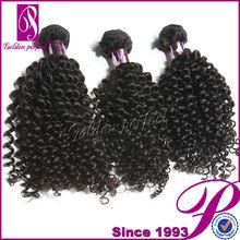 High Feedback Hair Weaves For Afro Micro Braids Raw Virgin Hair
