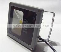 2013 NEW slim COB 10w led outdoor flood light 230V AC