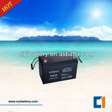 SLA VRLA battery for Solar System 6v 100ah battery