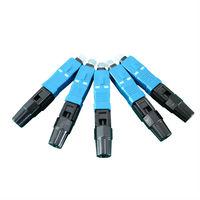SC Fiber Optic Fast Connector, Mechanical Splicer