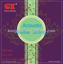 De alta calidad cuerdas de guitarra acústica, roseta de guitarra