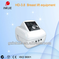 HD-3.8 vacuum erection pump hot breast sucking and massage breast enlargement device