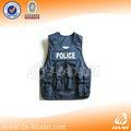 青警察戦闘防弾ベストのコート