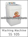 Single Tub Top Loading Plastic Washer Washing Machine
