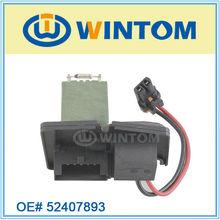 Heater Blower Resistor 52407893 for oem plastic auto part