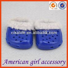 18 inch Eco-friendly cute jason wu doll slipper