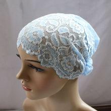 hot popular new arrival arabic hijab muslim underscarf malaysia lace inner cap