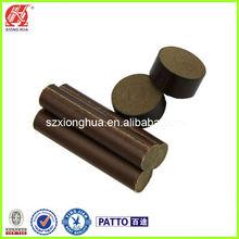 China brown bar bakelite