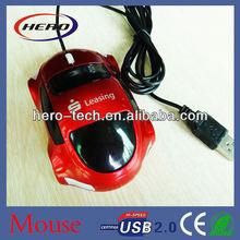 3D Optical Car Shaped Optical Usb Mouse