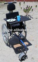 Childrens 3 wheeled wheelchair