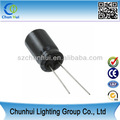 120uf 200v capacitor eletrolítico de alumínio