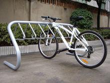 2013 hot sale unique galvanized for parking bike bicycle rear racks