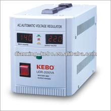 Digital AVR/voltage regulator 2000VA