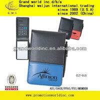 Calculator Jotter W/ Pen