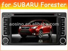 car audio radio car dvd gps for SUBARU Forester 2008-2011 with bluetooth gps navigation