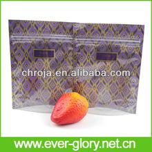 Top quality bottom gusset aluminum foil aseptic bag