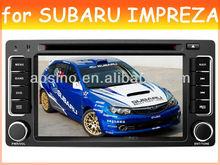 car audio radio car dvd gps for SUBARU IMPREZA 2008-2011 with bluetooth gps navigation